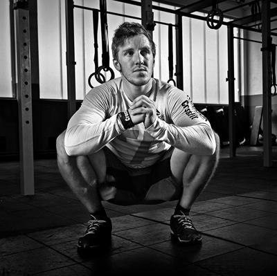 CrossFit-Coach Benni