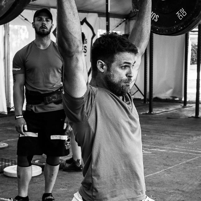CrossFit-Coach Max