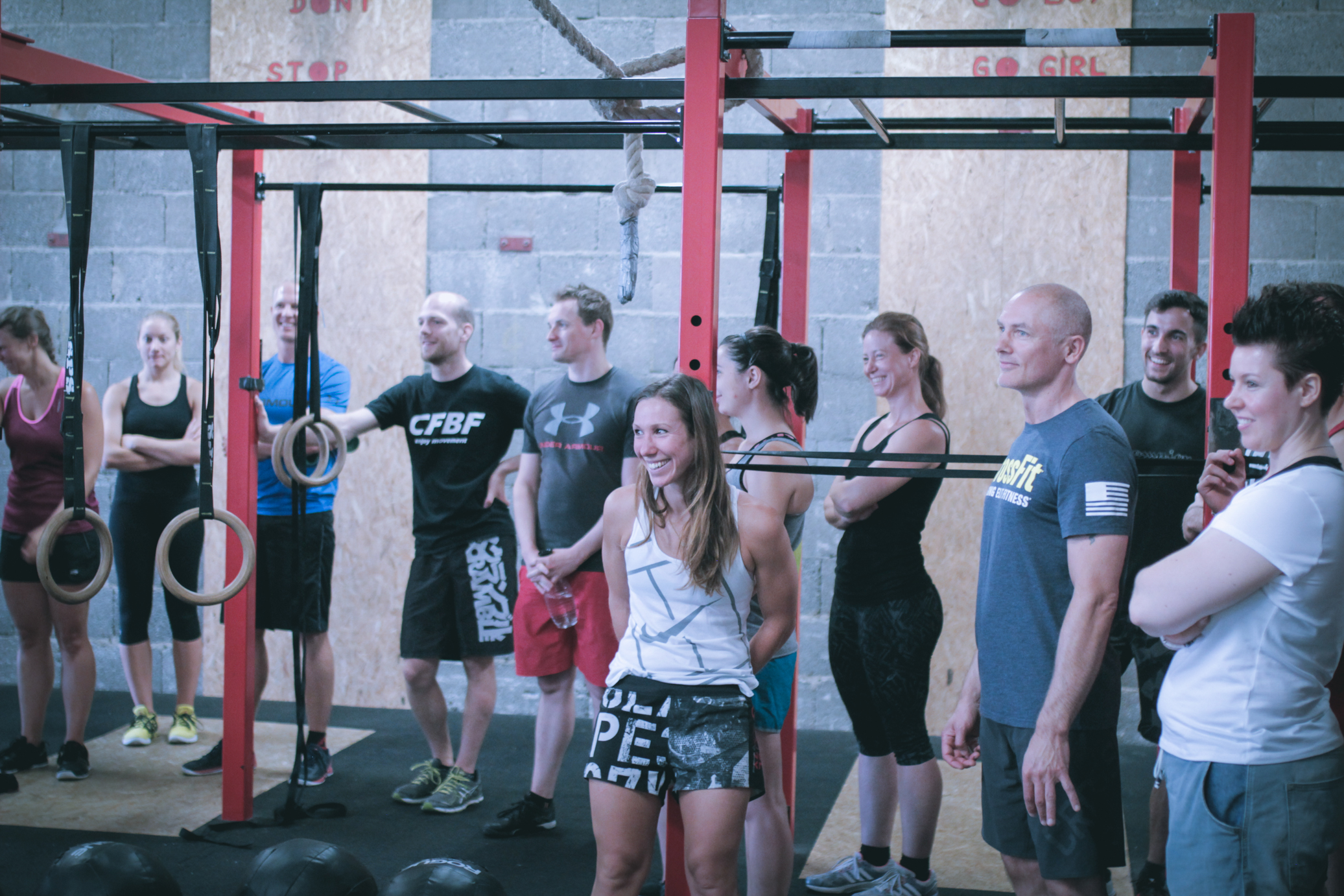 CrossFit Freiburg Black Forest Team 1