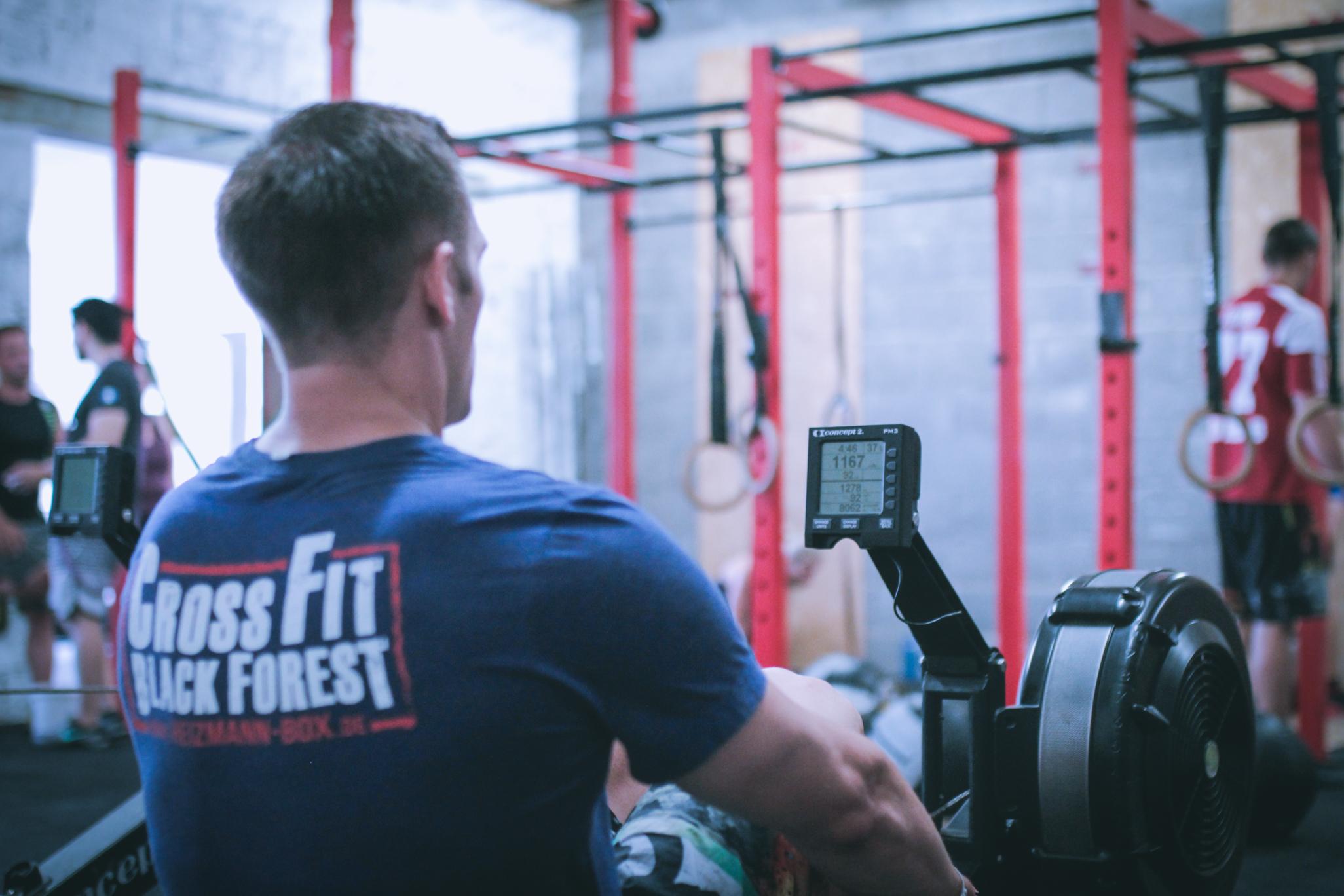 CrossFit Freiburg Black Forest Team 11