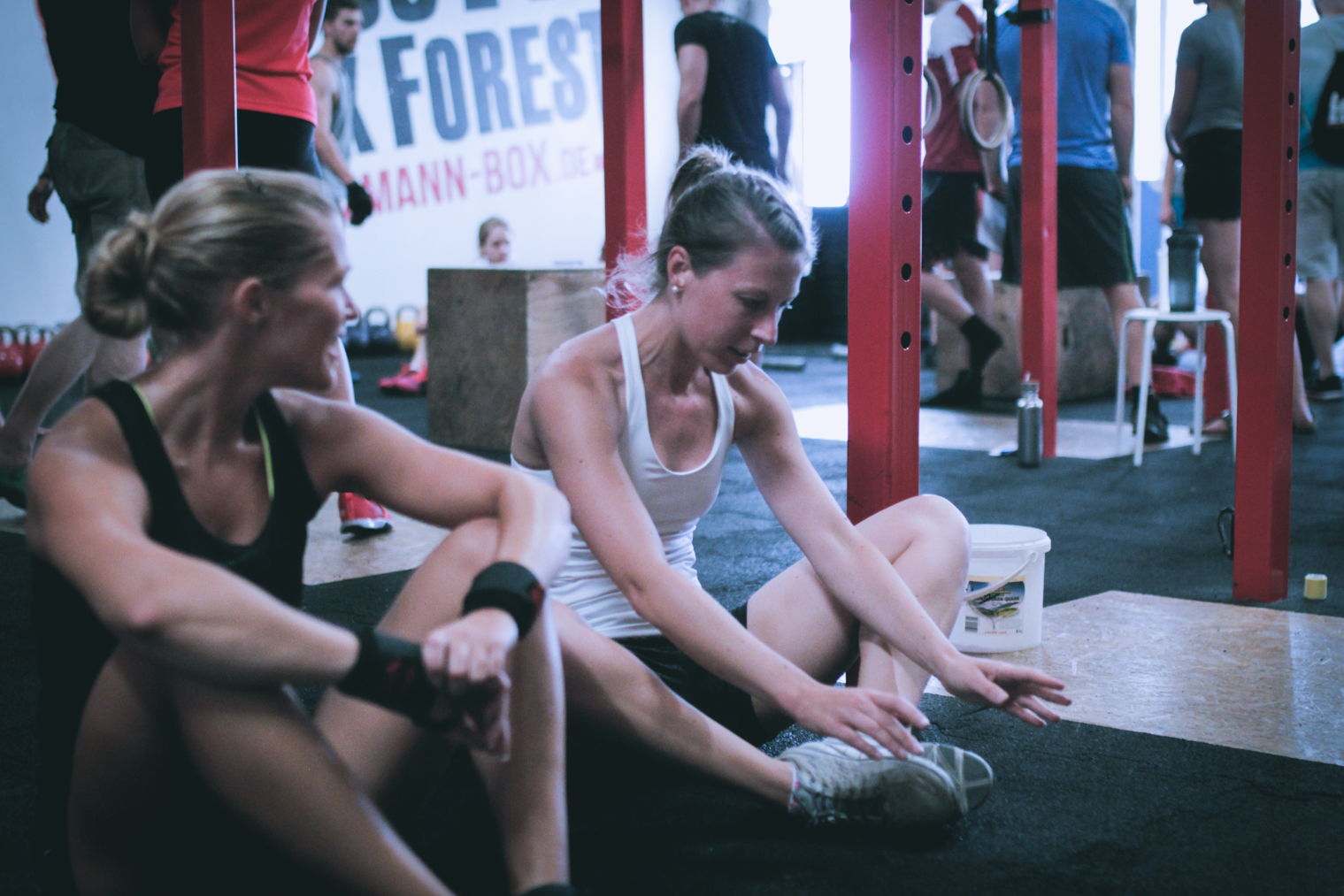 CrossFit Freiburg Black Forest Team 6