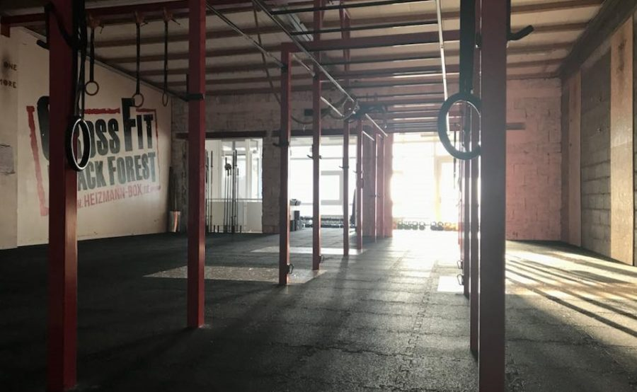 CrossFit Black Forest Freiburg Box