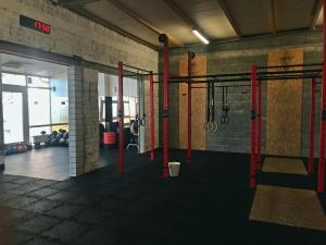 CrossFit Black Forest in Freiburg Haupt Raum
