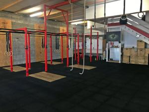 CrossFit Black Forest in Freiburg WOD Raum 4