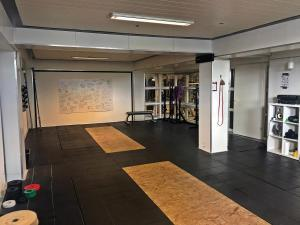 CrossFit Black Forest in Freiburg Weightlifting Raum