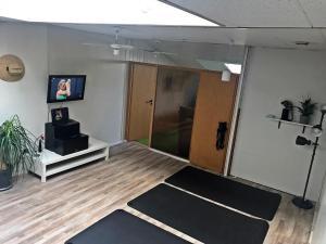 CrossFit Black Forest in Freiburg Yoga Raum